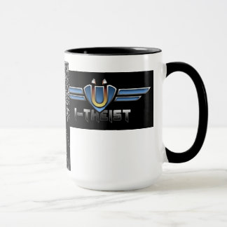 The I-Theist Youtube Channel Coffee Mug