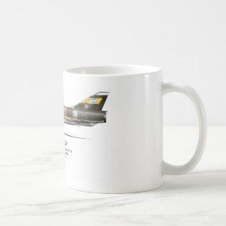 The IAI Dagger - Aerial Fuerza Argentina - the Fal Coffee Mug