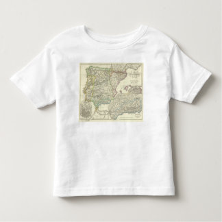 The Iberian Peninsula from 1257 to 1479 T-shirt
