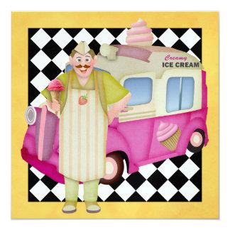 The Ice Cream Truck - SRF Card