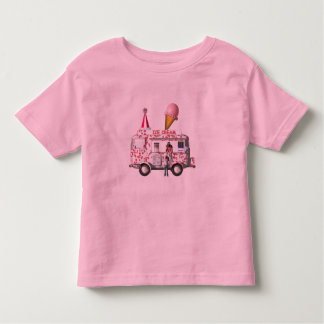 The Ice Cream Truck Toddler T-shirt