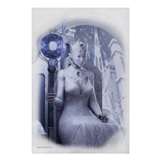 The Ice Queen Poster