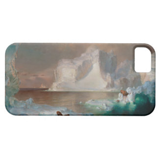 The Icebergs by Frederic Edwin Church 1861 iPhone SE/5/5s Case