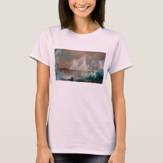 The Icebergs by Frederic Edwin Church 1861 T-Shirt