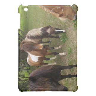 The Iceland horse Case For The iPad Mini