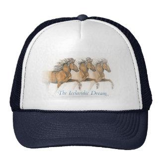 The Icelandic Dream ~ Ball Cap Trucker Hat