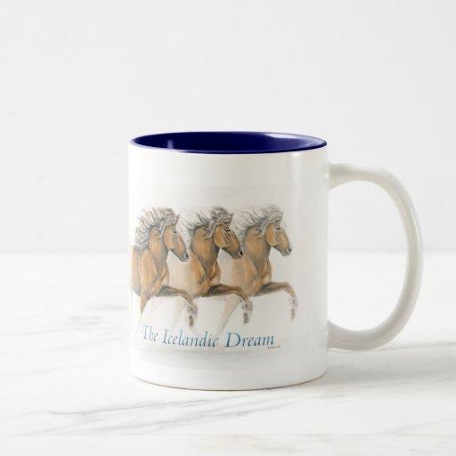 The Icelandic Dream ~ Wrap around Mug