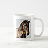 The Icelandic Horse - A Real Friend Coffee Mugs