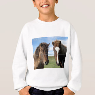 The Icelandic Horse - A Real Friend Sweatshirt