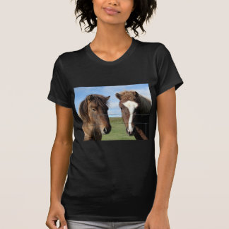 The Icelandic Horse - A Real Friend Tee Shirt