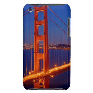The iconic bridge with San Francisco Case-Mate iPod Touch Case