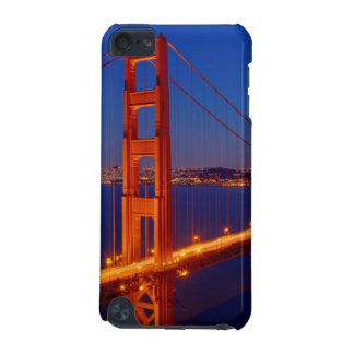 The iconic bridge with San Francisco iPod Touch (5th Generation) Cover