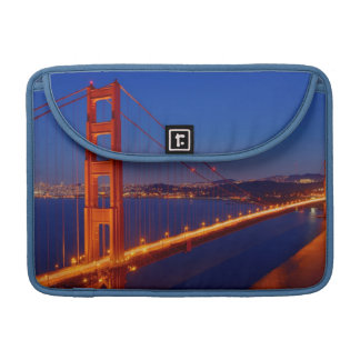 The iconic bridge with San Francisco Sleeve For MacBook Pro