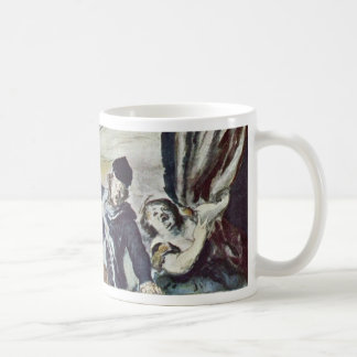 The Idea By Daumier Honoré Mug