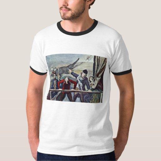 The Idea By Daumier Honoré Tshirt