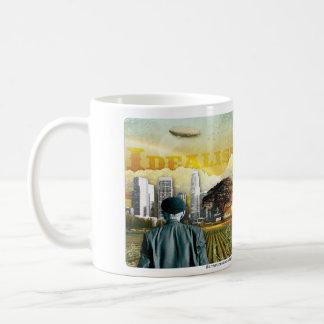 The Idealist Archetype Classic White Mug