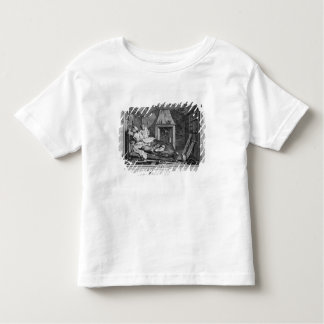 The Idle 'Prentice Returned from Sea Toddler T-shirt
