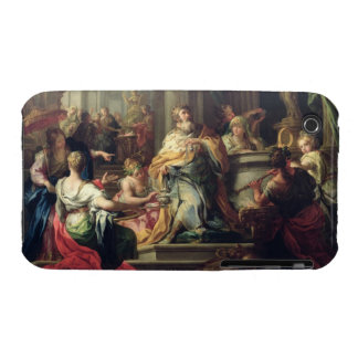 The Idolisation of Solomon, c.1735 (oil on canvas) Case-Mate iPhone 3 Case