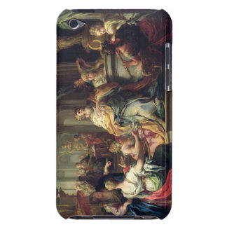 The Idolisation of Solomon, c.1735 (oil on canvas) Case-Mate iPod Touch Case