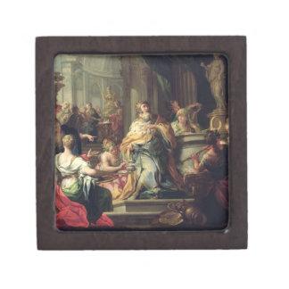 The Idolisation of Solomon, c.1735 (oil on canvas) Gift Box