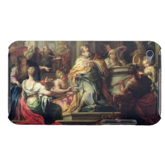 The Idolisation of Solomon, c.1735 (oil on canvas) iPod Touch Case-Mate Case