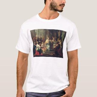 The Idolisation of Solomon, c.1735 (oil on canvas) T-Shirt
