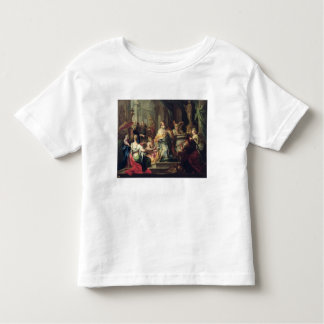 The Idolisation of Solomon, c.1735 (oil on canvas) Toddler T-shirt