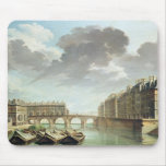 The Ile Saint-Louis and the Pont Marie in 1757 Mouse Pad