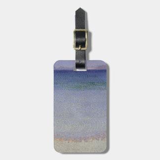 The Iles d'Or (The Iles d'Hyeres, Var) Luggage Tag