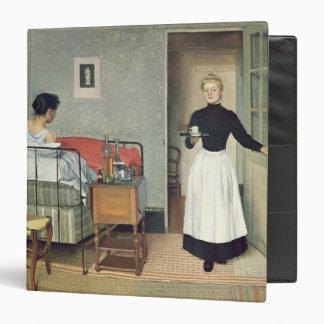 The Ill Child  1892 3 Ring Binder