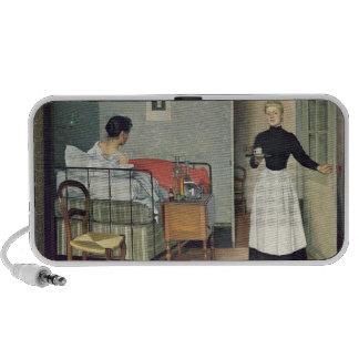 The Ill Child  1892 iPod Speaker