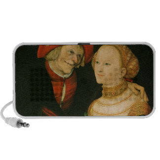 The Ill-Matched Couple iPhone Speakers