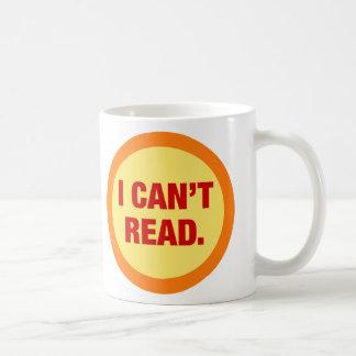 The Illiteracy Epidemic Classic White Coffee Mug