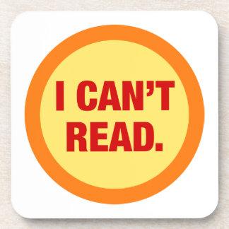 The Illiteracy Epidemic Coaster