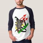 The Illtronics Music Robot T-Shirt