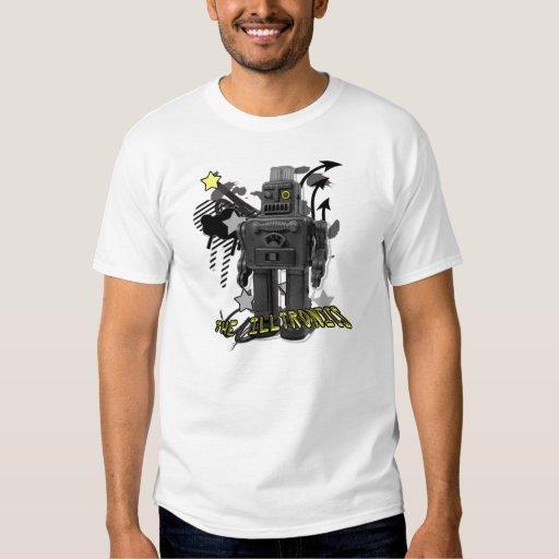The Illtronics Retro Robot T-Shirt