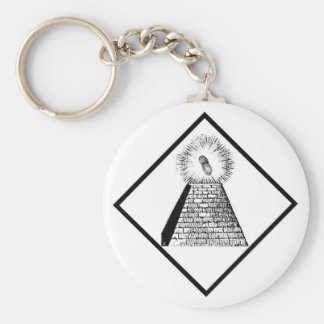 The Illuminutty Keychain
