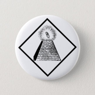 The Illuminutty Pinback Button