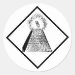 The Illuminutty Stickers