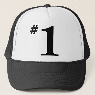 """The """"I'm #1"""" Hat"""