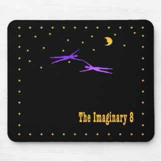 The Imaginary 8 Mouse Pad