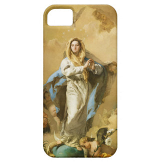 The Immaculate Conception by Giovanni B. Tiepolo iPhone SE/5/5s Case
