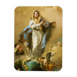 The Immaculate Conception by Giovanni B. Tiepolo Magnets