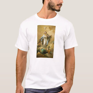 The Immaculate Conception by Giovanni B. Tiepolo T-Shirt