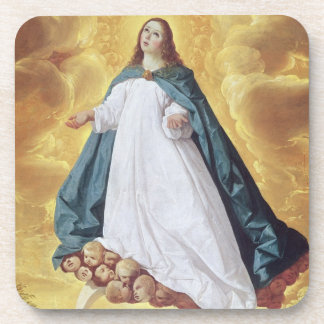 The Immaculate Conception, c.1628-30 (oil on canva Coaster