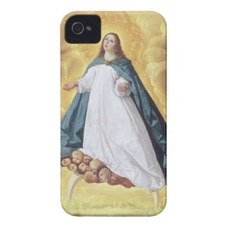 The Immaculate Conception, c.1628-30 (oil on canva iPhone 4 Case-Mate Case