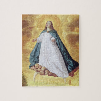 The Immaculate Conception, c.1628-30 (oil on canva Puzzles