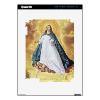 The Immaculate Conception, c.1628-30 (oil on canva iPad 3 Skins