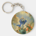 The Immaculate Conception Keychains
