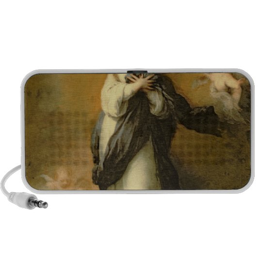 The Immaculate Conception Portable Speaker